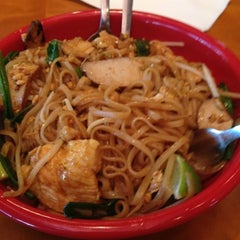 Photo taken at Pei Wei by Mariah F. on 7/10/2012