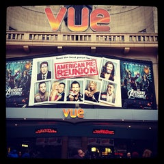 Photo taken at Vue Cinema by Mohammed A. on 5/6/2012