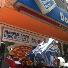 Photo taken at Domino's Pizza by Mario L. on 6/26/2012