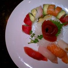 Photo taken at Takara Sushi & Asian Bistro by Valerie C. on 11/26/2011
