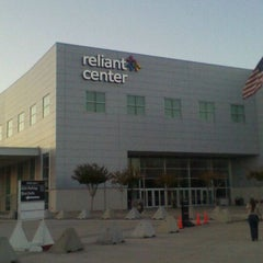 Photo taken at NRG Center by 💞Rie~Rie on 11/2/2011
