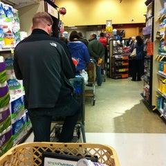 Photo taken at Safeway by Alma L. on 1/20/2012