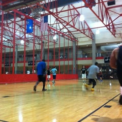 Photo taken at Student Recreation And Wellness Center (SRWC) by Paul Q. on 2/1/2011
