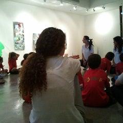 Photo taken at מוזיאון הילדים חולון by David K. on 7/9/2012