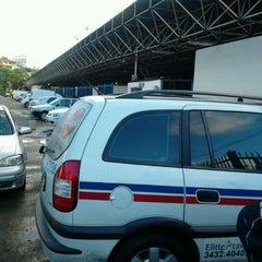 Photo taken at Mercado do Ogunjá - Ceasa by Taxidesalvador Fernando S. on 11/18/2011