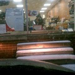 Photo taken at 7-Eleven by Monika w. on 1/30/2012