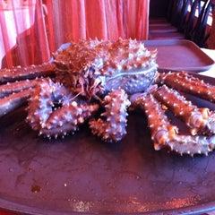 Photo taken at Kirin Seafood Restaurant by Tim T. on 3/17/2012