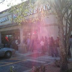 Photo taken at Jimmy John's by jennyc c. on 11/3/2011