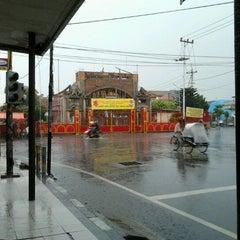 "Photo taken at Klenteng ""Hok Sian Kong"", Mojokerto by satrun on 1/7/2012"