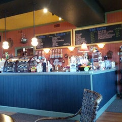 Photo taken at Dancing Turtle Coffee Shop by J.P. B. on 8/31/2012