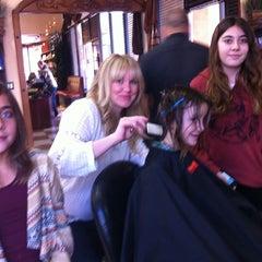 Photo taken at Guy Matthew Salon by Diane P. on 12/31/2011
