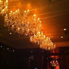 Photo taken at Buddha Bar by Husnain B. on 1/23/2011