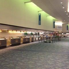 Photo taken at Terminal 1 by B G. on 1/7/2012