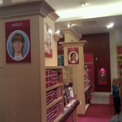 Photo taken at American Girl Boutique & Bistro by Vanessa R. on 11/13/2011