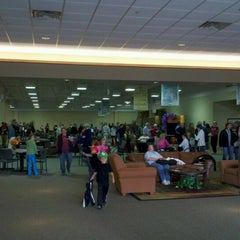 Photo taken at Calvary Church by Brian L. on 10/16/2011
