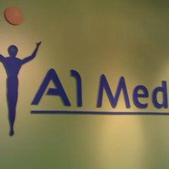 Photo taken at A1 Media Oy by Kari S. on 2/8/2012