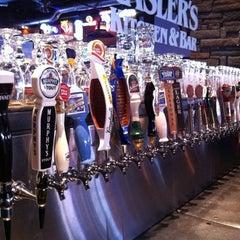 Photo taken at Casler's Kitchen & Bar by Rachel R. on 1/8/2011