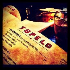 Photo taken at Tupelo by Pete P. on 2/19/2012