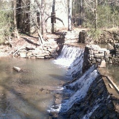 Photo taken at Lullwater Preserve by Mark L. on 12/16/2011