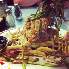 Photo taken at Hash House A Go Go by Angie L. on 2/6/2012