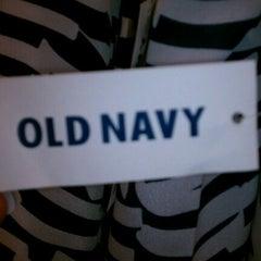 Photo taken at Old Navy by Mayra on 1/7/2012