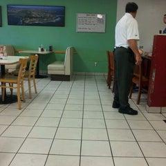 Photo taken at Gaffey Street Diner by Jeff S. on 3/18/2012