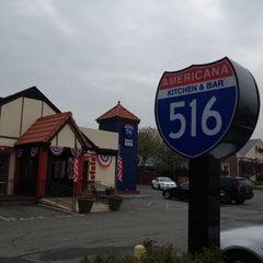Photo taken at 516 American Kitchen by Jason M. on 4/19/2012