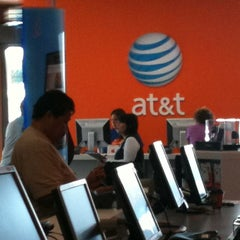 Photo taken at AT&T by Nicholas B. on 2/19/2011