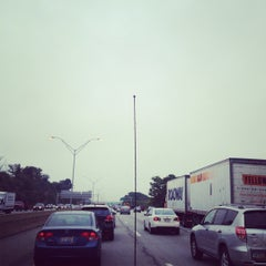 Photo taken at I-480 Exit 23 - OH-14 Broadway Ave Garfield Hts by Shelby on 9/4/2012