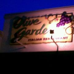 Photo taken at Olive Garden by Michelle W. on 1/25/2012