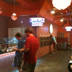 Photo taken at Froyo by Phillip T. on 7/22/2011