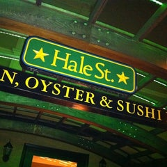 Photo taken at Hale St Tavern And Oyster Bar by Sean L. on 8/4/2011