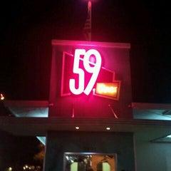 Photo taken at 59 Diner by Caramels' D. on 11/30/2011