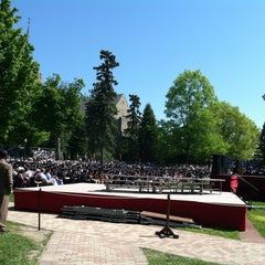 Photo taken at St. Lawrence University by Tom E. on 5/20/2012