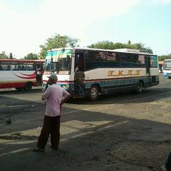Photo taken at Terminal Bayuangga Probolinggo by Hadi W. on 7/4/2012