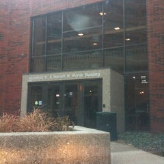 Photo taken at Bingham Humanities Building by Incus P. on 1/7/2011