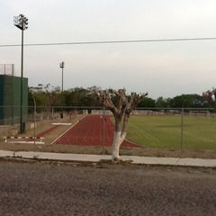 Photo taken at Unidad Deportiva by Alexander O. on 6/10/2012