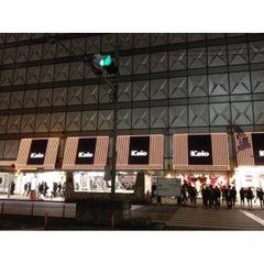Photo taken at 京王百貨店 新宿店 by Nobuyuki S. on 11/25/2011