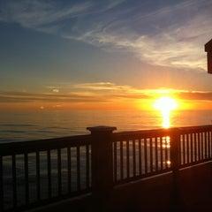 Photo taken at Clearwater Beach Pier by Linnea E. on 1/9/2012