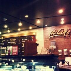 Photo taken at McCafé by Anabel C. on 12/26/2011