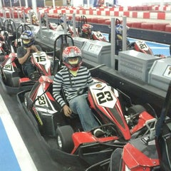 Photo taken at K1 Speed by Henry D. on 3/11/2012