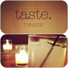 Photo taken at Taste By Niche by Lauren V. on 7/17/2012