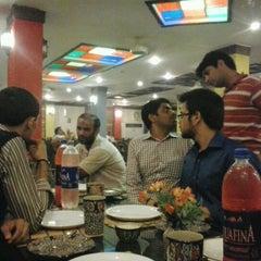 Photo taken at Habibi Restaurant by Zia R. on 8/6/2012