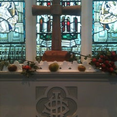 Photo taken at St Mary's Church by Victor F. on 10/9/2011
