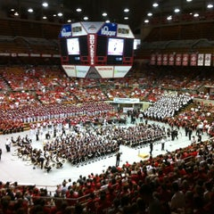 Photo taken at St. John Arena by Omar M. on 9/1/2012