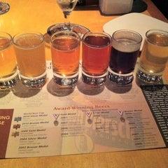 Photo taken at Gordon Biersch Brewery Restaurant by Jason L. on 7/23/2011