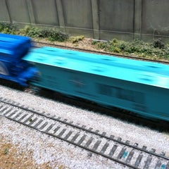 Photo taken at South Shore Model Railway Club by Mamarino on 10/29/2011
