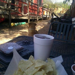 Photo taken at Paco's Tacos by Brett W. on 9/30/2011