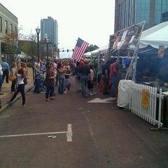 Photo taken at St Louis Art Fair by Harry Z. on 9/10/2011