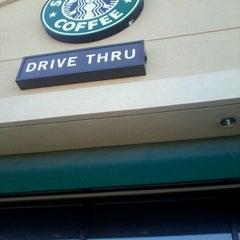 Photo taken at Starbucks by Megan B. on 11/17/2011